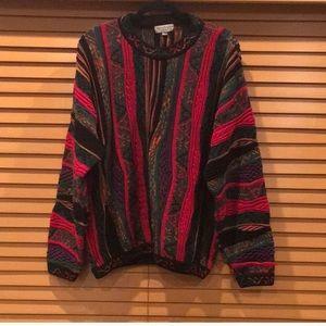 ⭐️Norm Thompson Patchwork Trendy Sweater
